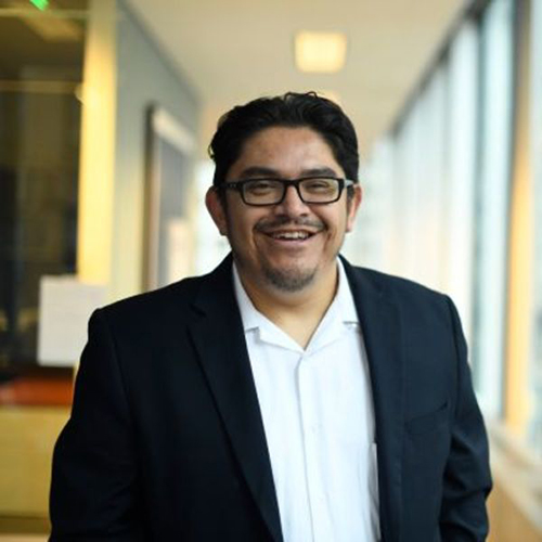 Oscar Menjivar, executive director of Teens Exploring Technology