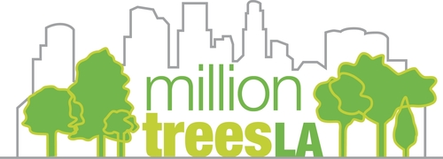 Million Trees Los Angeles Logo