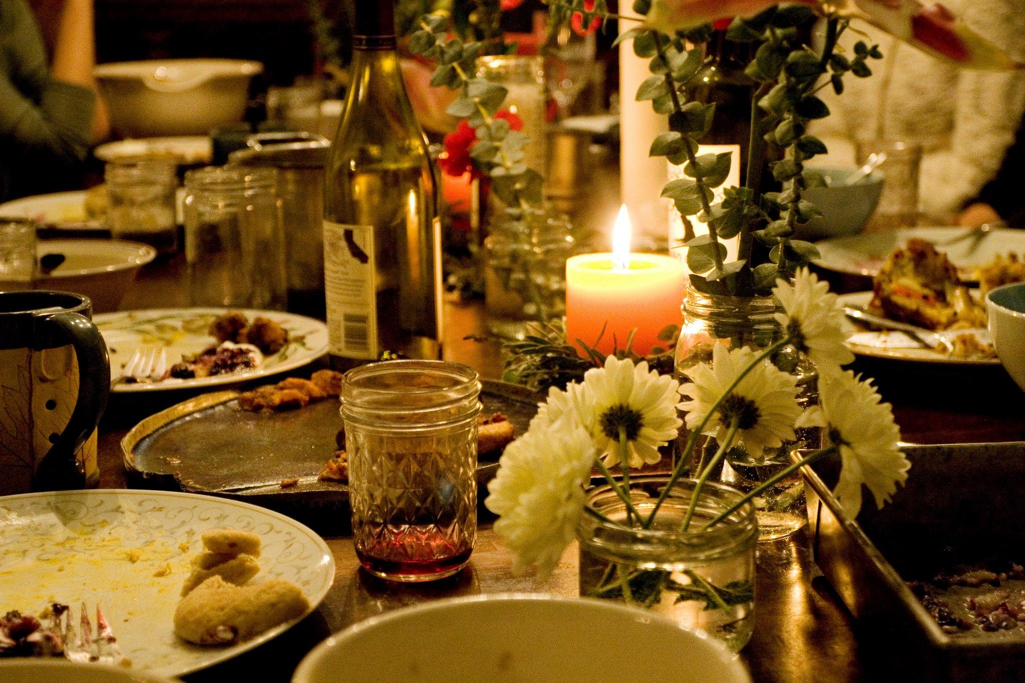 Old Conferences Trainings >> The Dinner Party | Community Partners